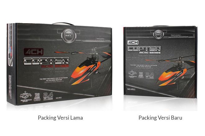 New Packing Box Wl Toys V911