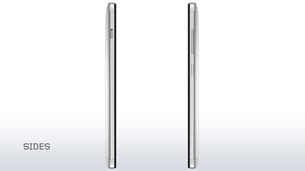 Lenovo VIBE P1 Octa-core 4G Smartphone side