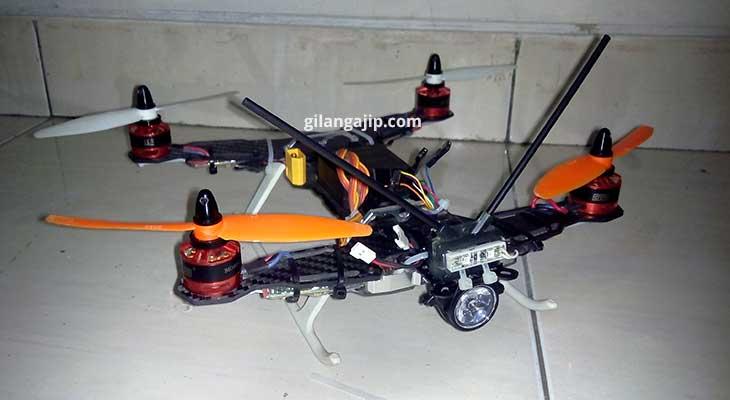 Racer Tarot 250 Motor Brushless DYS