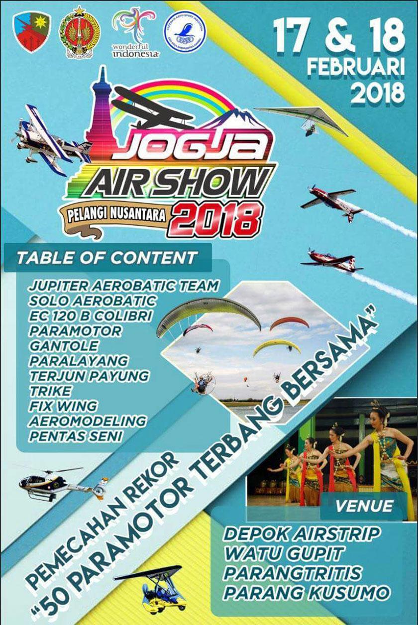 Jogja Air Show 2018 JAS 2018